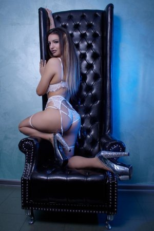 Anne-sandrine escorts
